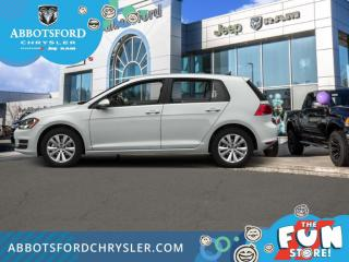 Used 2015 Volkswagen Golf GOLF  - $144 B/W for sale in Abbotsford, BC