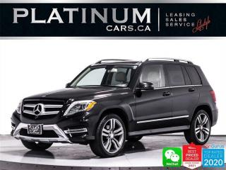 Used 2015 Mercedes-Benz GLK200 BlueTEC, AWD, DIESEL, NAV, HEATED SEATS for sale in Toronto, ON