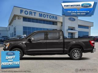 New 2021 Ford F-150 Lariat  - Leather Seats - $473 B/W for sale in Fort St John, BC