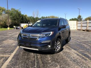 Used 2021 Honda Pilot EXL AWD for sale in Cayuga, ON