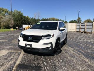 Used 2020 Honda Pilot Black Edition AWD for sale in Cayuga, ON