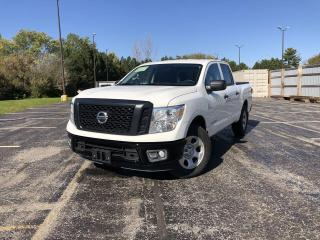 Used 2017 Nissan Titan S CREW 4WD for sale in Cayuga, ON
