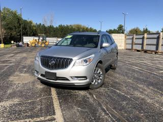 Used 2015 Buick Enclave AWD for sale in Cayuga, ON