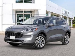 New 2021 Ford Escape SEL Hybrid for sale in Oakville, ON