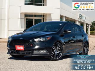 Used 2018 Ford Focus ST for sale in Oakville, ON