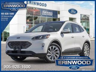 New 2021 Ford Escape Titanium for sale in Mississauga, ON
