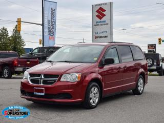 Used 2011 Dodge Grand Caravan SXT for sale in Barrie, ON
