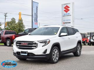 Used 2019 GMC Terrain SLT AWD ~Nav ~Camera ~Heated Leather ~ONE OWNER! for sale in Barrie, ON