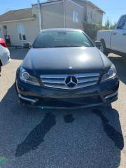 Used 2013 Mercedes-Benz C-Class 2dr Cpe C 350 4MATIC for sale in Gatineau, QC