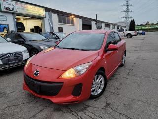 Used 2012 Mazda MAZDA3 5dr HB Auto i Touring for sale in Burlington, ON