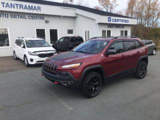 Used 2016 Jeep Cherokee Trailhawk for sale in Amherst, NS