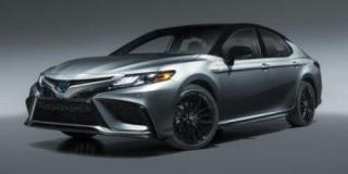New 2022 Toyota Camry Hybrid XSE for sale in Langley, BC
