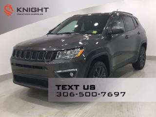 New 2021 Jeep Compass 80th Anniversary Edition | Leather | Sunroof | Navigation | for sale in Regina, SK