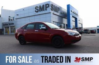 Used 2009 Ford Focus SE - ***As Traded / Mechanics Special *** for sale in Saskatoon, SK