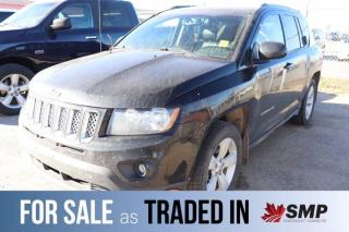 Used 2014 Jeep Compass Sport 4X4 -Remote Start ** AS Traded / Mechanics Special ** for sale in Saskatoon, SK