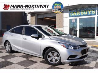 Used 2018 Chevrolet Cruze LS | Cruise Control, Rear View Camera. for sale in Prince Albert, SK