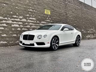 Used 2015 Bentley Continental GT V8 S for sale in Vancouver, BC