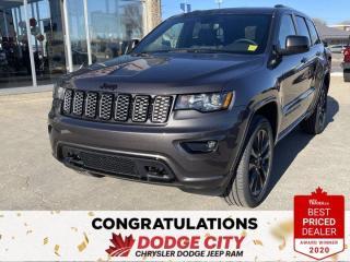 New 2021 Jeep Grand Cherokee Altitude for sale in Saskatoon, SK