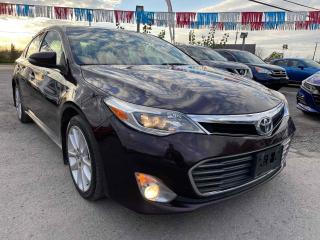 Used 2013 Toyota Avalon Limited for sale in Gloucester, ON