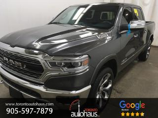 Used 2019 RAM 1500 Limited I CREW I TOP OF THE LINE for sale in Concord, ON