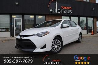 Used 2019 Toyota Corolla LE I NO ACCIDENTS I HTD SEATS I CAM for sale in Concord, ON