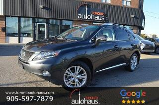 Used 2010 Lexus RX 450h ULTRA PREMIUM I AS-IS SPECIAL I NAVI I DVD for sale in Concord, ON