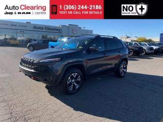 Used 2016 Jeep Cherokee Trailhawk for sale in Saskatoon, SK