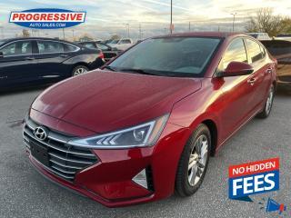 Used 2020 Hyundai Elantra Preferred for sale in Sarnia, ON