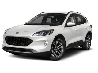 New 2021 Ford Escape SEL for sale in Woodstock, NB