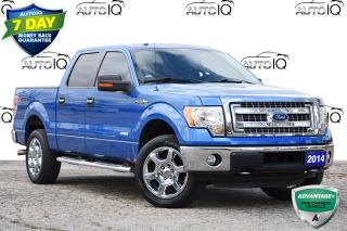 Used 2014 Ford F-150 XLT | 4WD | AC | POWER GROUP | LOW MILAGE | for sale in Kitchener, ON