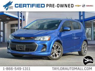 Used 2017 Chevrolet Sonic LT for sale in Kingston, ON