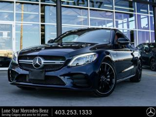 Used 2020 Mercedes-Benz AMG C 43 4MATIC Coupe for sale in Calgary, AB