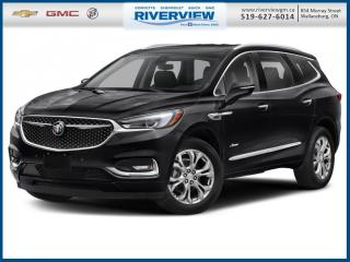 New 2021 Buick Enclave Avenir for sale in Wallaceburg, ON