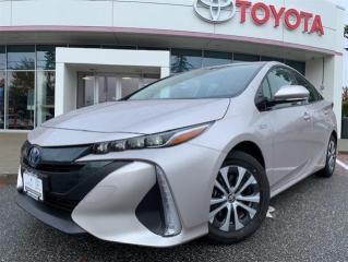 Used 2020 Toyota Prius Prime Upgrade for sale in Surrey, BC