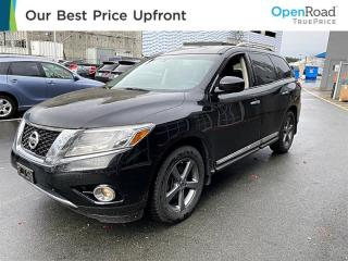 Used 2015 Nissan Pathfinder SL V6 4x4 at for sale in Richmond, BC