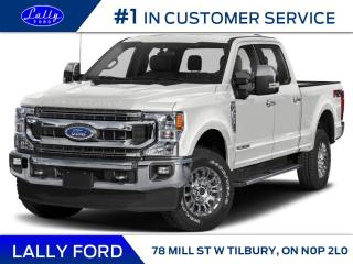 New 2022 Ford F-250 XLT for sale in Tilbury, ON