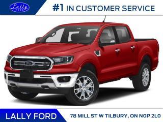 New 2021 Ford Ranger LARIAT for sale in Tilbury, ON