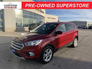 Used 2017 Ford Escape SE FWD / 1.5 L EcoBoost for sale in Chatham, ON