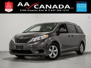 Used 2017 Toyota Sienna LE 8 PASSENGER for sale in North York, ON