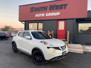 Used 2015 Nissan Juke SV Backup Alloys Bluetooth Cruise A/C PwrWindows for sale in London, ON