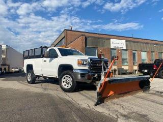 Used 2017 GMC Sierra 2500 WT Snow Plow Dump Bed for sale in Concord, ON
