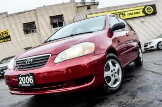 Used 2006 Toyota Corolla CE for sale in St. Catharines, ON