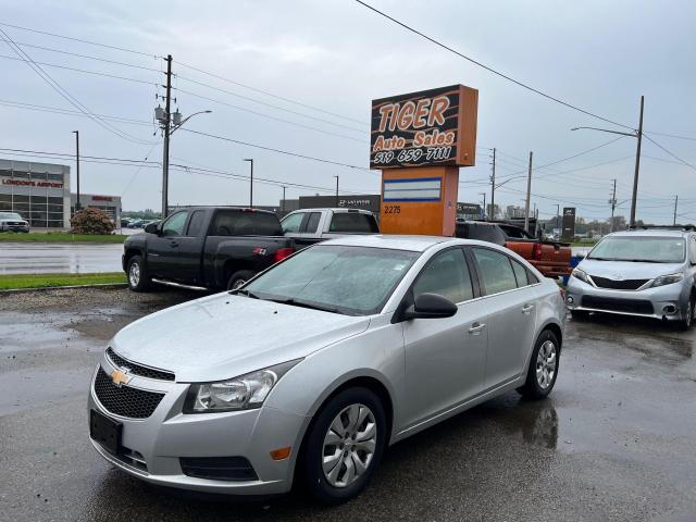 2012 Chevrolet Cruze LS+ w/1SB*AUTO*SEDAN*4 CYLINDER*ONLY 186KMS*CERT