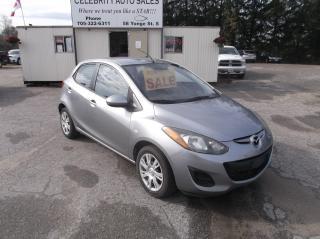 Used 2011 Mazda MAZDA2 GX for sale in Elmvale, ON