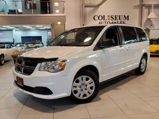 Used 2017 Dodge Grand Caravan SE-7 PASSENGER-STOW & GO-ONLY 71000KM for sale in Toronto, ON