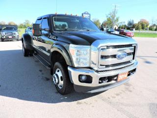 Used 2014 Ford F-350 XLT Diesel 4X4 Dually Well oiled 202000 km's for sale in Gorrie, ON