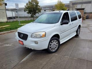 Used 2007 Buick Terraza Terraza Auto, Leather, All power opt., Warranty av for sale in Toronto, ON
