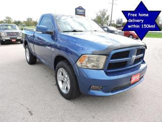 Used 2010 Dodge Ram 1500 Sport Hemi 4X4 Navigation No rust 184000 km's for sale in Gorrie, ON