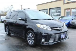 Used 2018 Toyota Sienna LIMITED for sale in Brampton, ON