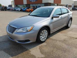 Used 2014 Chrysler 200 LX for sale in Steinbach, MB